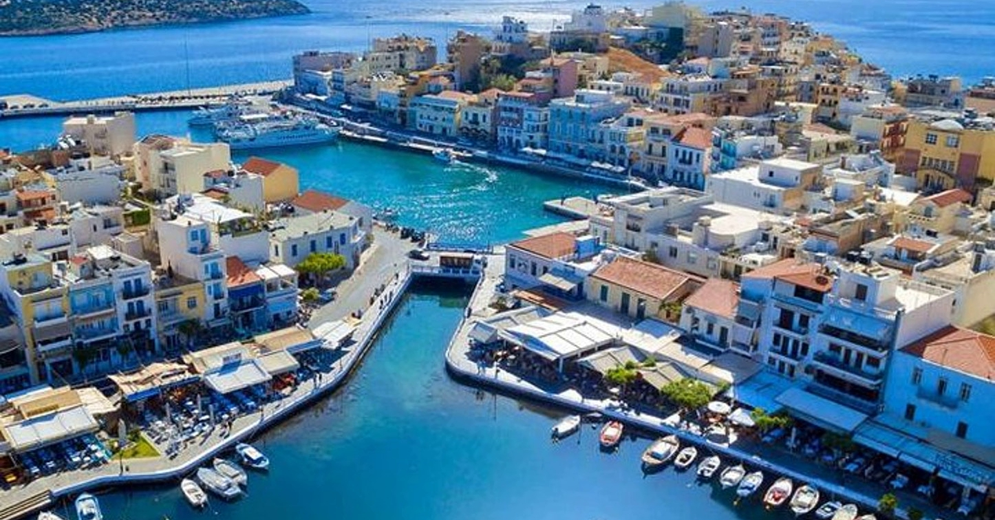 Discover the outback delights of Crete